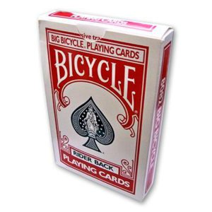 Baraja Bicycle Jumbo