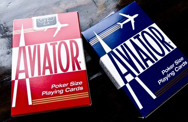Aviator-Playing-Cards-Blue-and-Red-Poker-Size-1
