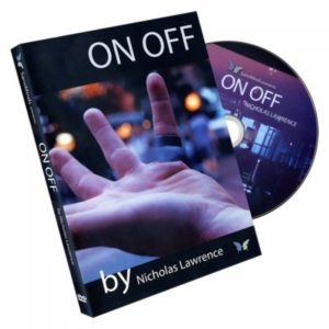 DVD - On/Off - Nicholas Lawrence y SansMinds