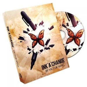 Ink a change (dvd + gimmick) - Victor Sanz