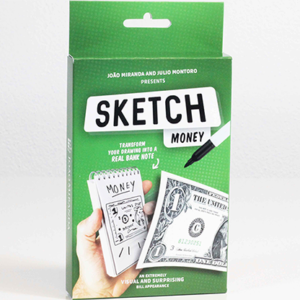 Sketch money - Joao Miranda y Julio Montoro