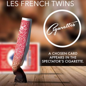 Carta al cigarro - French Twins